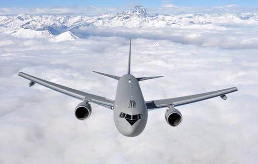 Самолет Boeing KC-767A