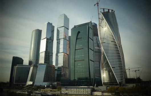 Мегаполис Москва