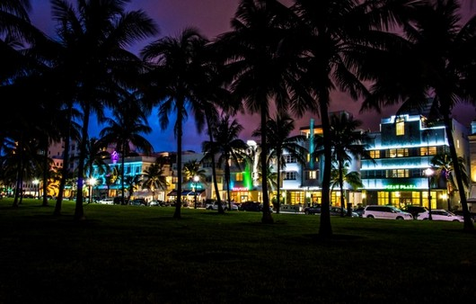 Город Майами