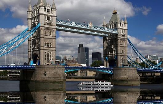 Знаменитый британский мост