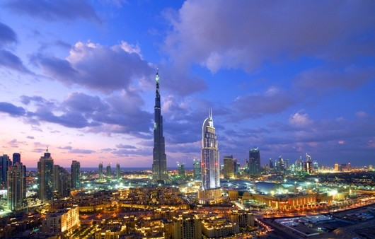 Город Dubai