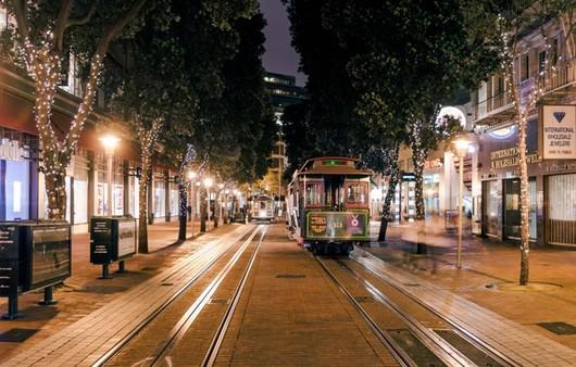 Город Сан Франциско