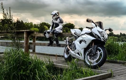 Фотообои Мотоцикл Suzuki
