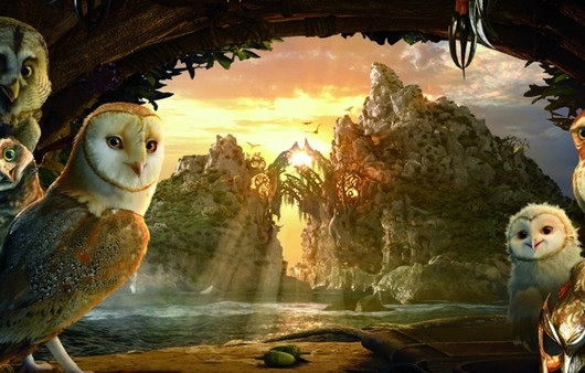 Кадр из фильма The owls
