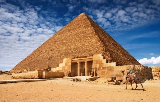 Фотообои Египетская пирамида