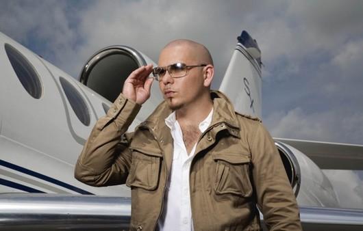 Певец Pitbull