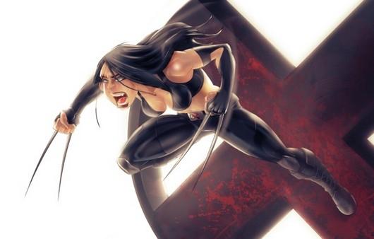Арт X-Men