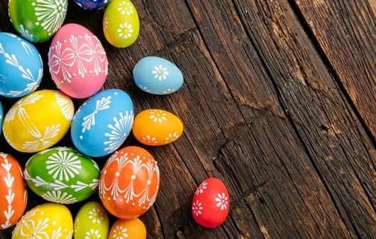 Пасхальный яйца
