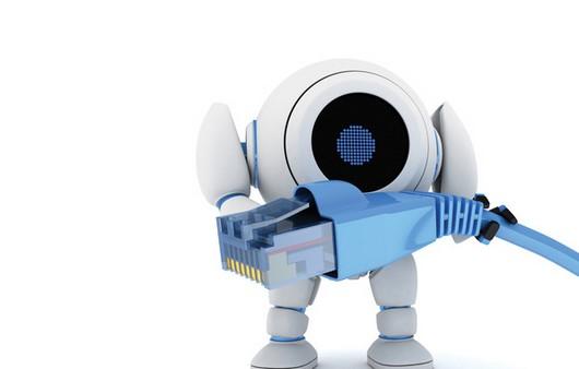 Арт робот-андроид