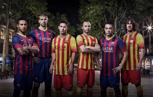Команда футболистов