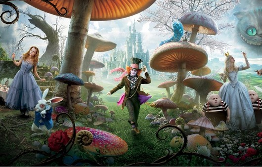 Кадр из фильма Алиса в стране
