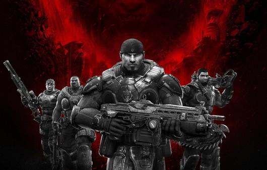 Кадр из игры Gears of War: Ultimate Edition