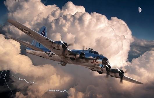 Самолет B-17G