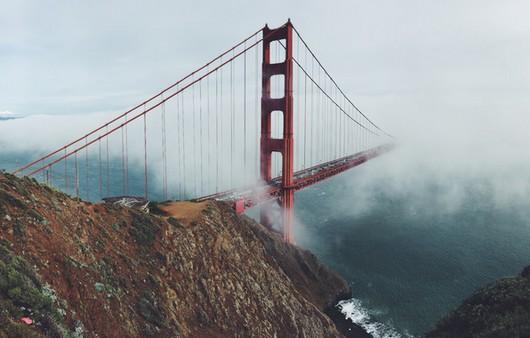 Мост в Сан Франциско