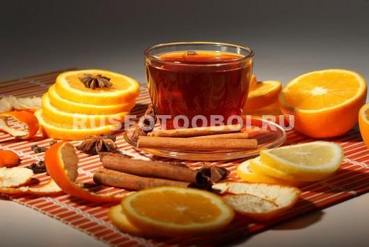 Фотообои Чай с корицей