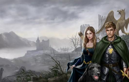 Кадр из игры Harbinger