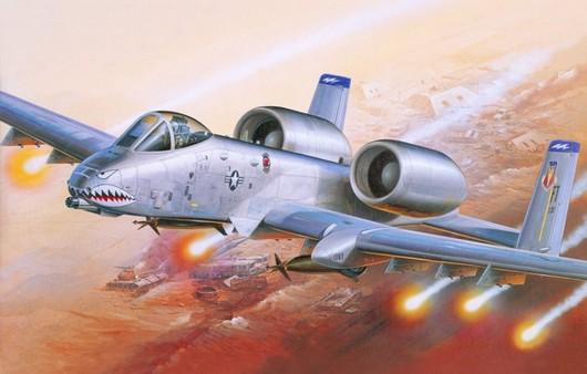 Самолет А-10