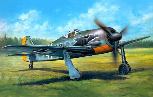 Самолет Фокке-Вульф FW