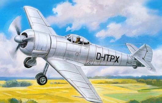 Самолет Bf