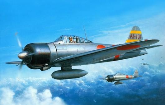 Самолет А6М2