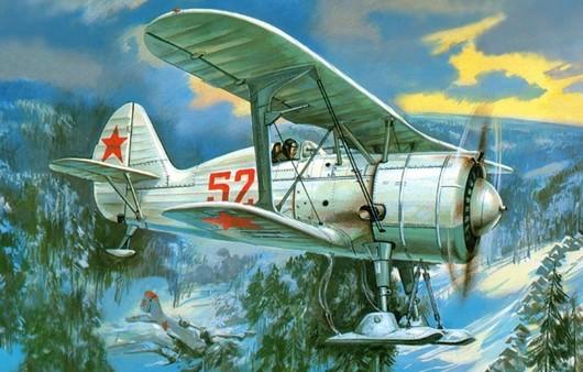 Самолет И-15