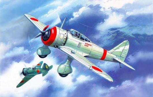Японский самолет Nakajima