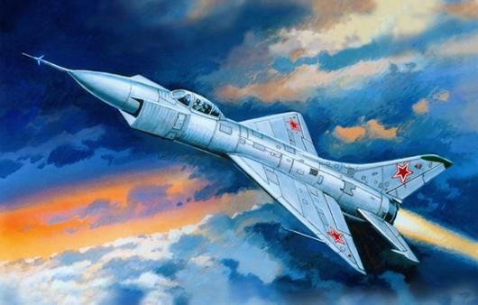 Самолет Т-49