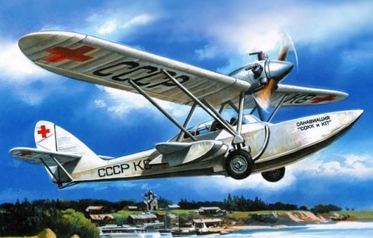 Самолет Ш-2С