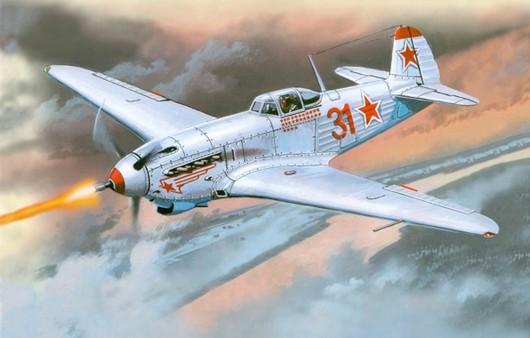 Самолет ЯК-9К