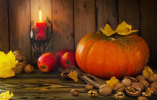 Фотообои Осенний урожай