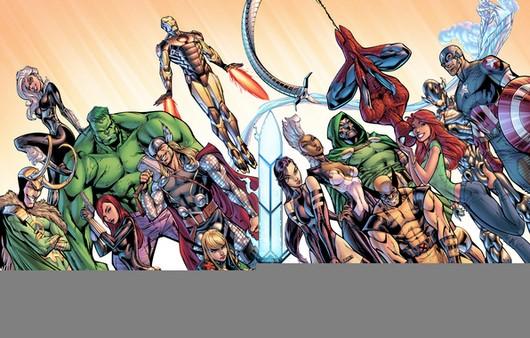 Персонажи вселенной Marvel
