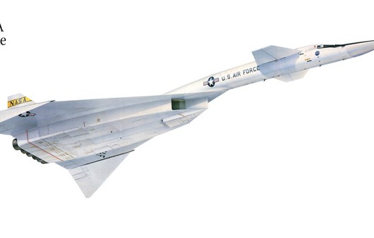 Самолет ХВ-70