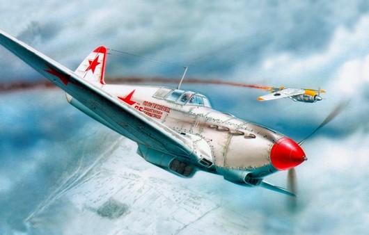 Самолет Як — 7Б