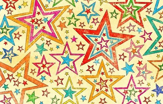 Текстуры со звездами