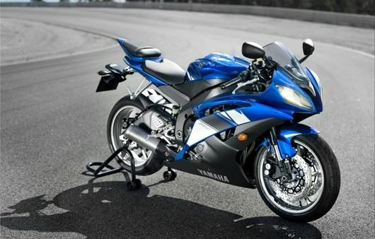 Мотоцикл Yamaha r6