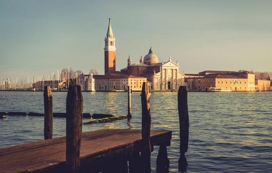 Фотообои Город Венеция