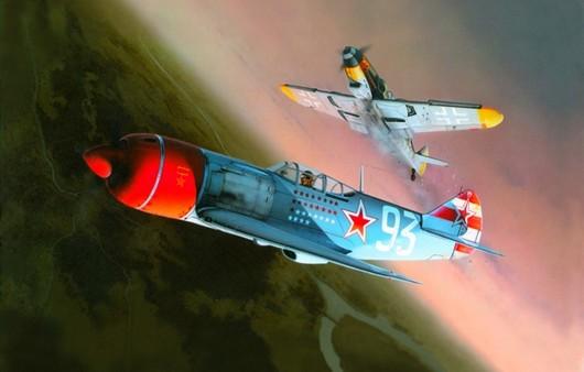 Фотообои Самолет Ла-7