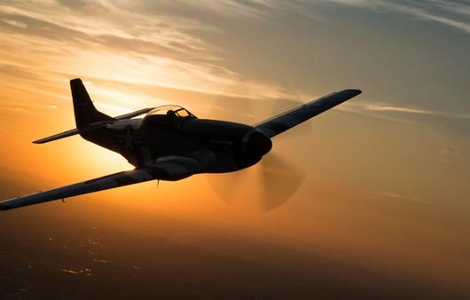 Самолет Р-51