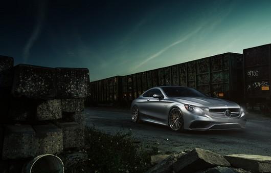 Машина Mercedes