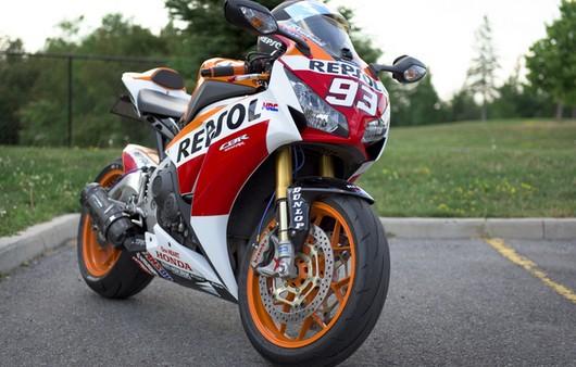 Фотообои Мотоцикл Honda