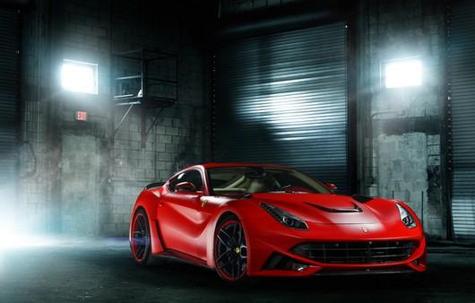 Машина Ferrari