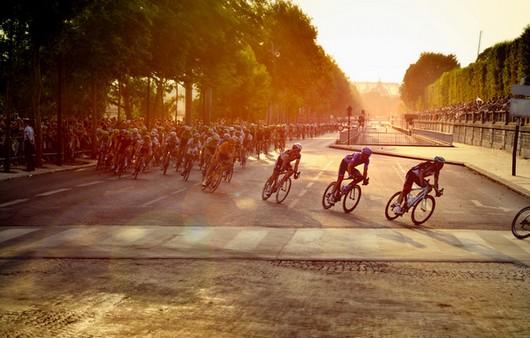 Велогонка Tor De France