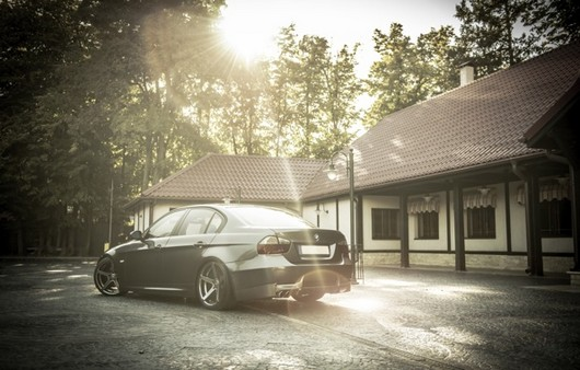 Фотообои Машина BMW