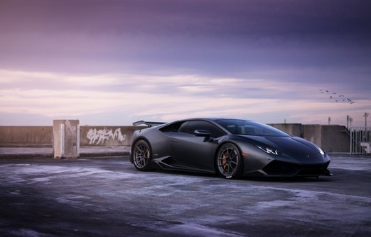 Машина Lamborghini