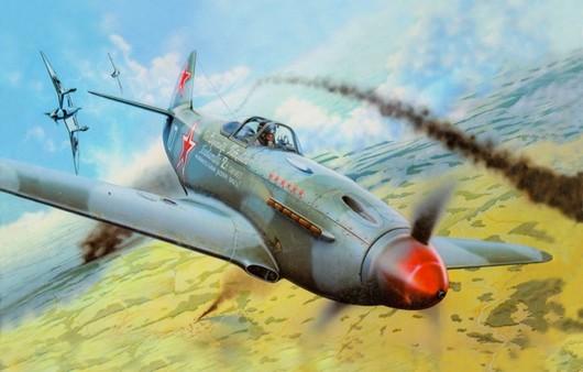 Самолет Як-3