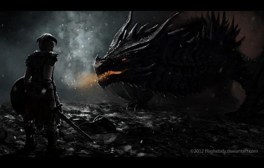 Игра Skyrim