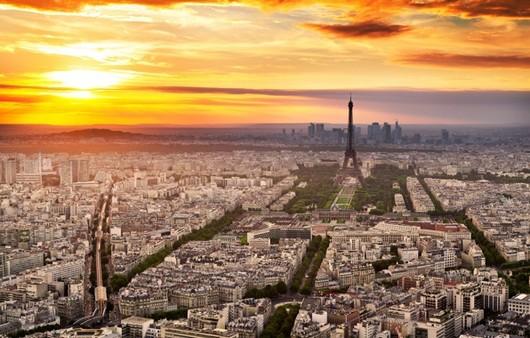Город Париж