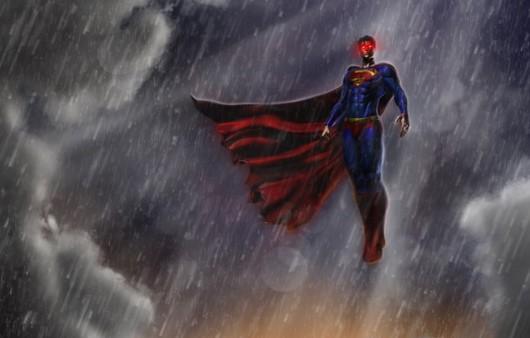 Супермен и гроза