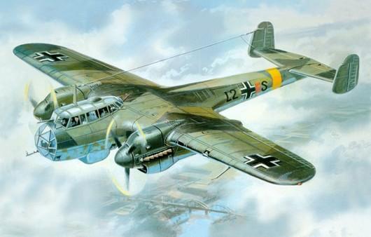 Самолет Do-215B