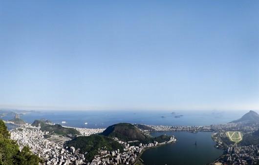 Фотообои Город Рио де Жанейро